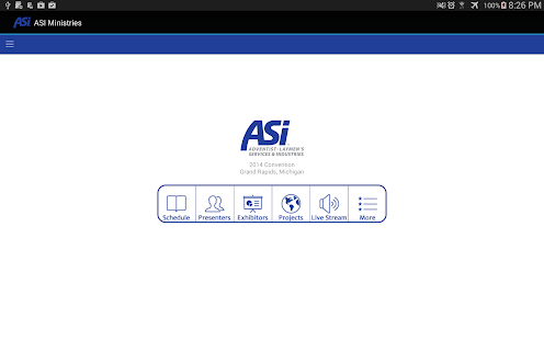 ASI Ministries- screenshot thumbnail