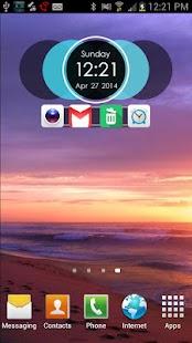 玩個人化App|Digital Clock Widget免費|APP試玩