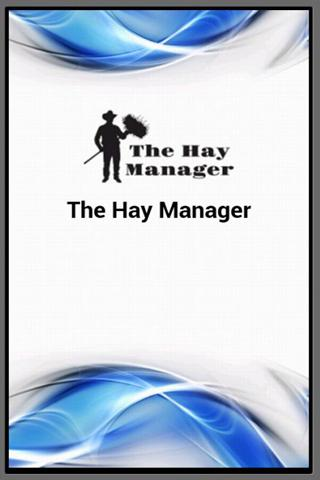 The Hay Manager Profile
