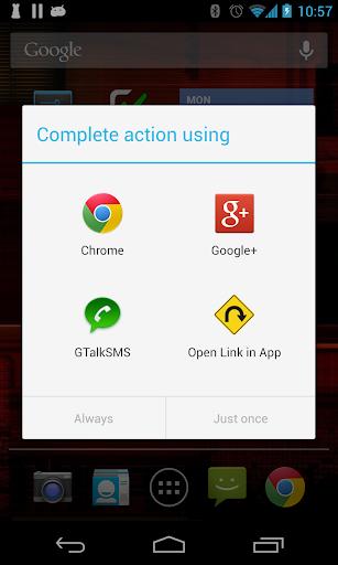 Open Link in App