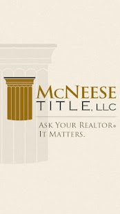 McNeese Title, LLC.- screenshot thumbnail