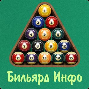 Правила Бильярда и Справочник 1.5.2