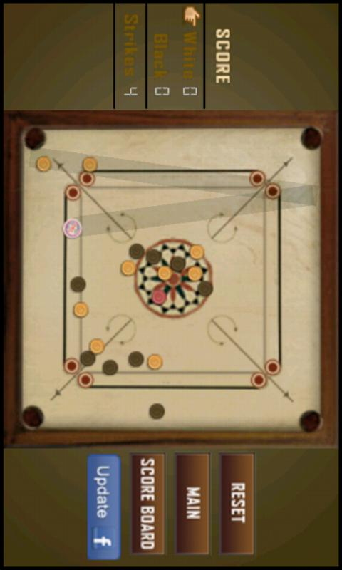 Carrom - screenshot