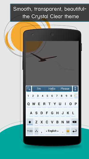 ai.type Crystal Clear Keyboard