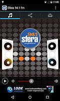 Screenshot of Sfera 94.1 fm