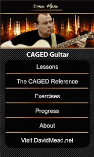 David Mead : CAGED - screenshot thumbnail