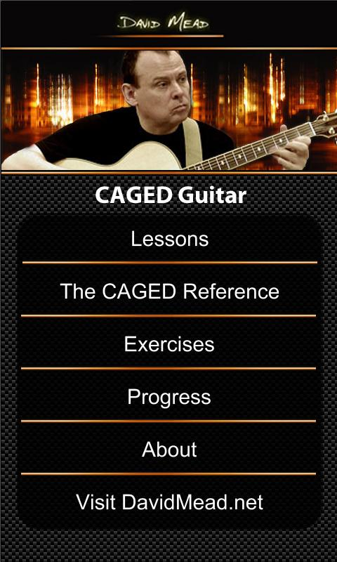 David Mead : CAGED - screenshot