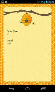 Spelling Bee - screenshot thumbnail