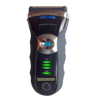 Electrical shaver icon