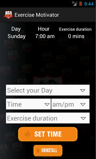 【免費健康App】Exercise Motivator-APP點子