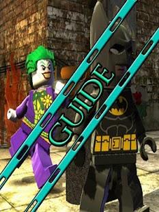 Lego BM 2 DC Guide