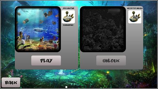 Atlantis. Hidden objects 1.0.1 screenshots 2