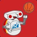 Maryland Football & Basketball logo