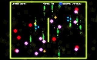 Screenshot of Rubbertron
