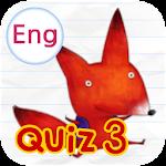 Speed Quiz 3 (English)