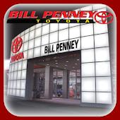 Bill Penney Toyota DealerApp