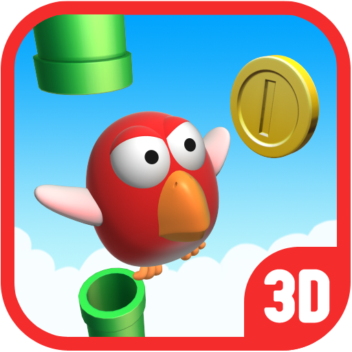 Flappy Bird LOGO-APP點子