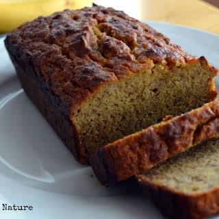 Paleo Banana Bread (Grain Free, Dairy Free, Nut Free).