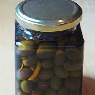 Infused Olives.