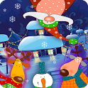Sweet Christmas LWP Full icon