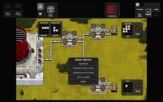 Screenshot of SpaceChem Mobile