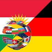 Learn German Kurdish