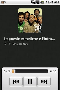 DriveCast- screenshot thumbnail