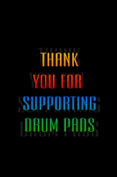 Screenshot of Drum Pads Donation