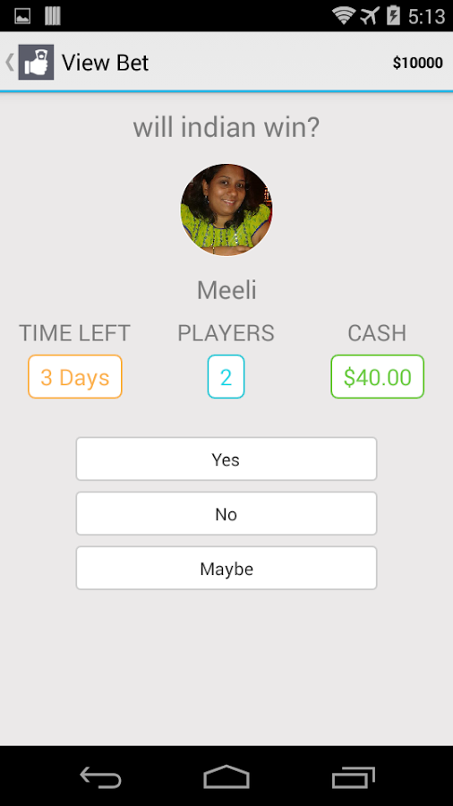You Better! - Bet with Friends- screenshot