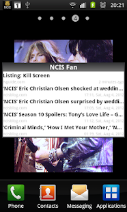 NCIS Fan - screenshot thumbnail