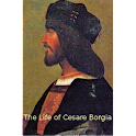 The Life of Cesare Borgia logo