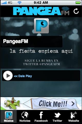 PangeaFM