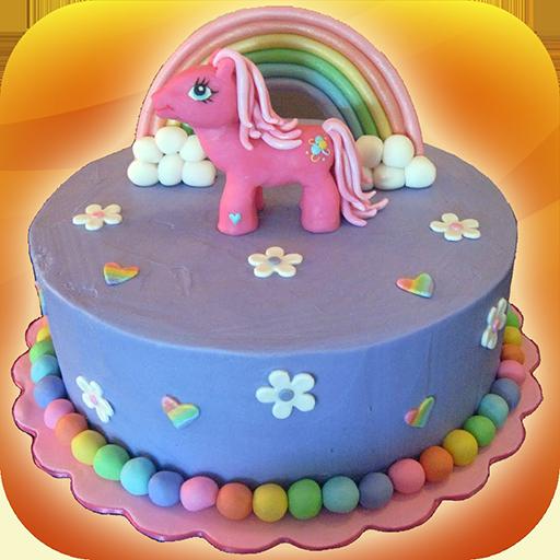 Little Pony Make Cake Free 娛樂 App LOGO-APP試玩