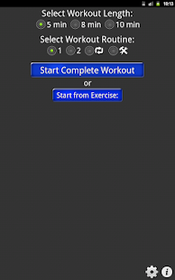 Daily Arm Workout FREE - screenshot thumbnail