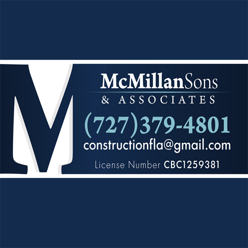 McMillan Sons and Associates 商業 App LOGO-APP試玩