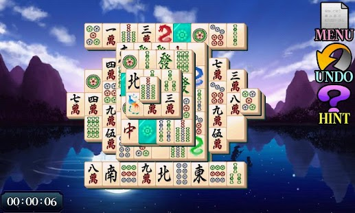 Mahjong Shanghai- screenshot thumbnail