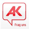Frag uns icon