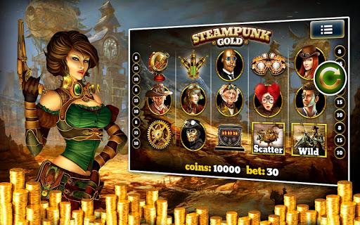 Steampunk: Casino Slots Pokies
