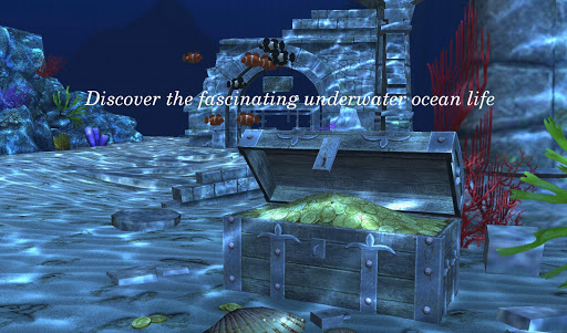 Ocean Discovery Live Wallpaper