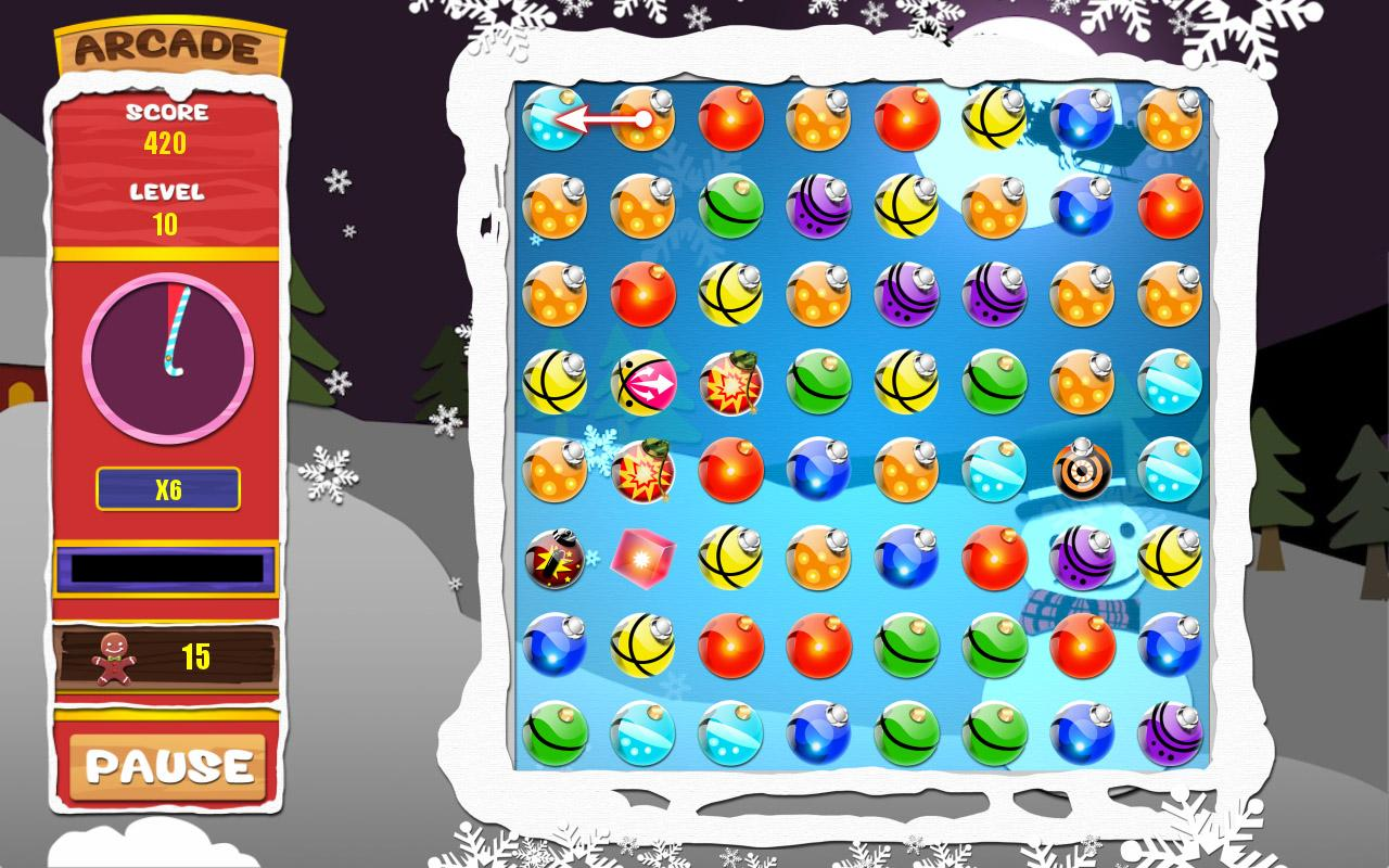 Xmas Slider Deluxe- screenshot