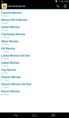 Free Full Movies HD 2014 3 screenshot 463180