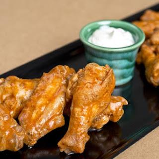 Bhut Jolokia Wings