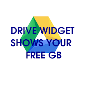 Drive Widget for Google Drive