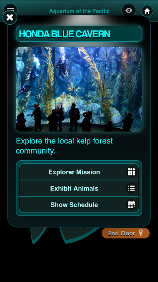 Aquarium Explorer - screenshot