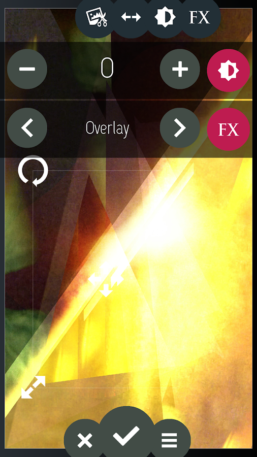 CutoutCam PRO - screenshot