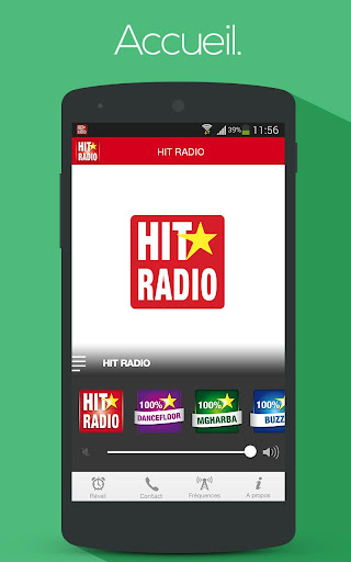HIT RADIO Player