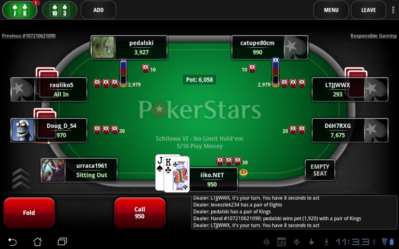 Pokerstars App Echtgeld Download