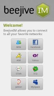 BeejiveIM Pro - screenshot thumbnail