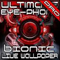 Bionic Live Wallpaper Pro logo