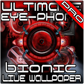 Bionic Live Wallpaper